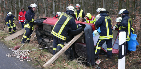 Unfall B110 Heute